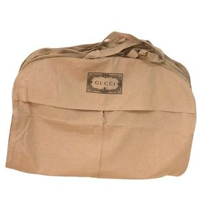 Brand New Gucci Recyclable Garment Bag